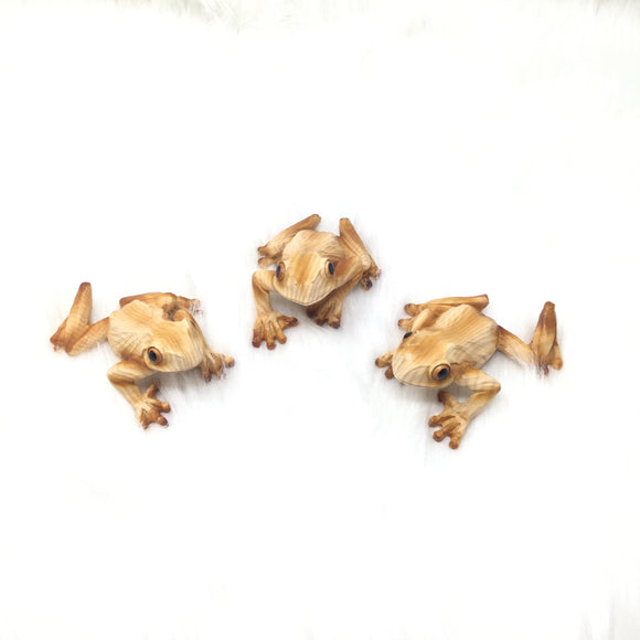 Set of 3 Frogs