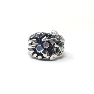 Brutalist Style Ring, size 11