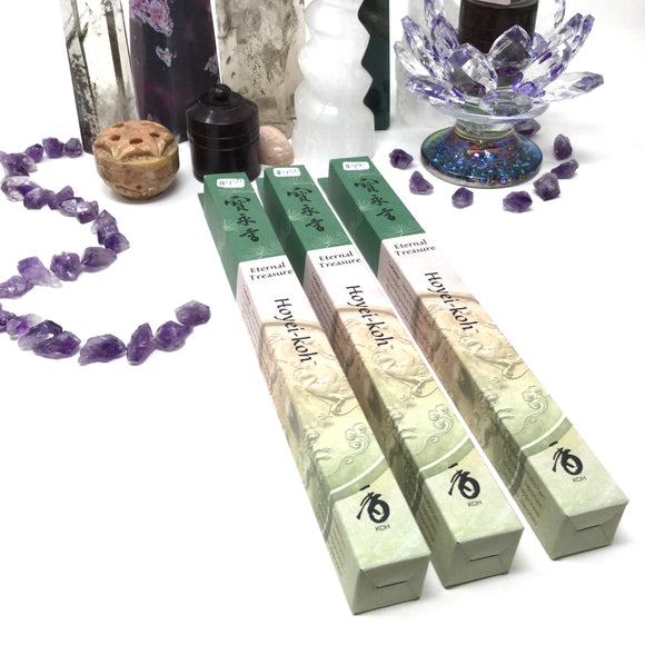 Eternal Treasure Incense