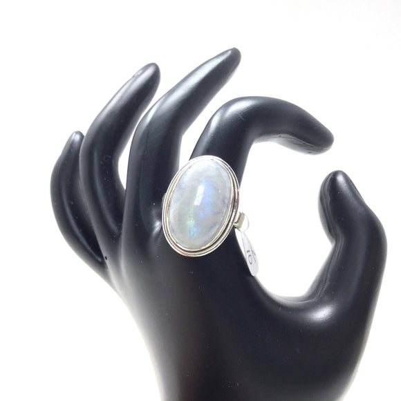 Moonstone Ring, size 10