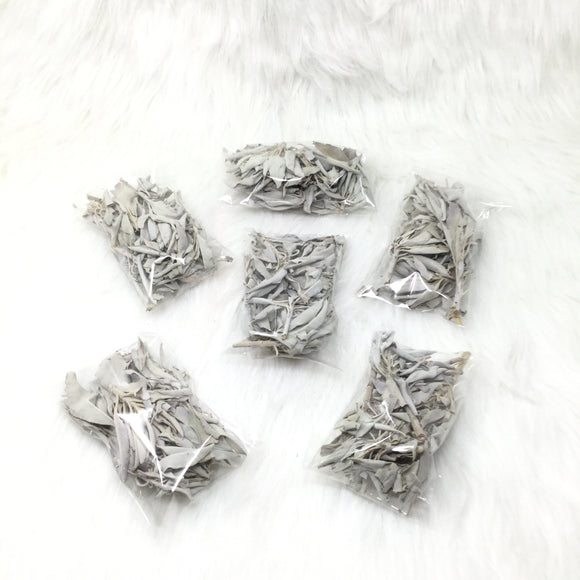 Large Loose Sage Bundle