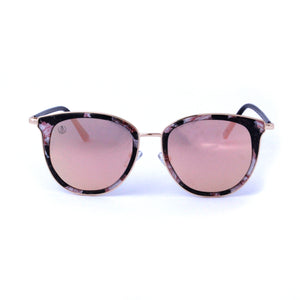 Floral Framed Soft Cat Eye - Escape Society