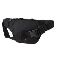 Load image into Gallery viewer, Black Utility Waist Bag - Escape Society