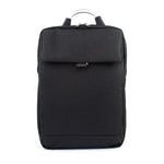 Black Double Sleeve Laptop Backpack