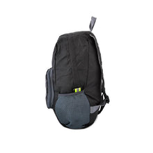 Load image into Gallery viewer, Black Outdoor Nylon Backpack - Escape Society