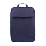 Blue Double Sleeve Laptop Backpack