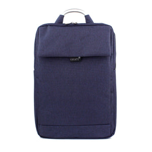 Blue Double Sleeve Laptop Backpack - Escape Society