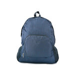 Grey Outdoor Nylon Backpack