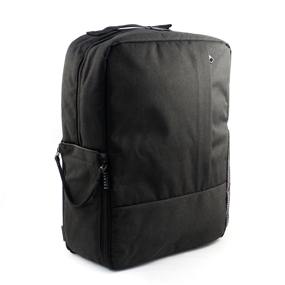 Black DLSR Camera Backpack