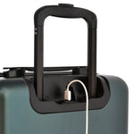 Forest Green Carry-On Suitcase - Escape Society