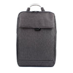 Grey Double Sleeve Laptop Backpack