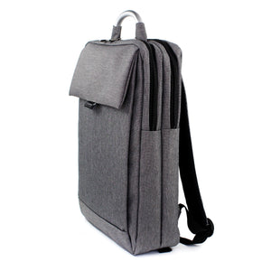 Grey Double Sleeve Laptop Backpack - Escape Society