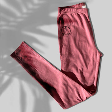 Dusty Pink Live Free Leggings