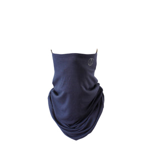 Navy Wander Snood