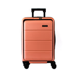 Dusty Pink Carry-On with Front Loading Laptop Pocket
