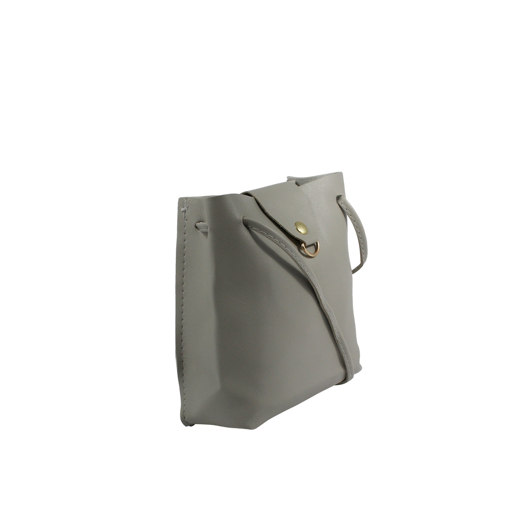 Grey Mini Crossbody Bag - Escape Society