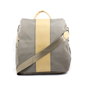 Nude Anti-Theft Nylon Backpack - Escape Society