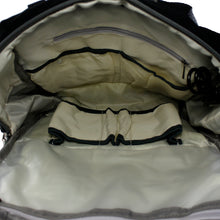 Load image into Gallery viewer, Black Diaper Travel Backpack - Escape Society