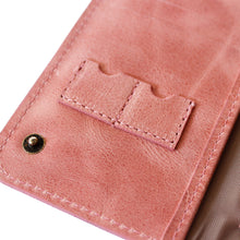 Load image into Gallery viewer, Dusty Pink Conquest Travel Wallet-Escape Society