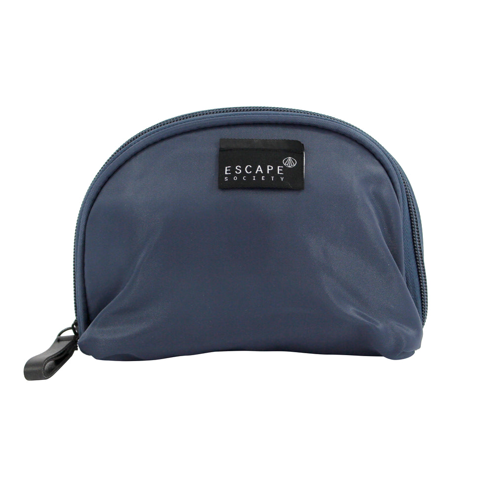 Ink Blue Cosmetic Case - Escape Society