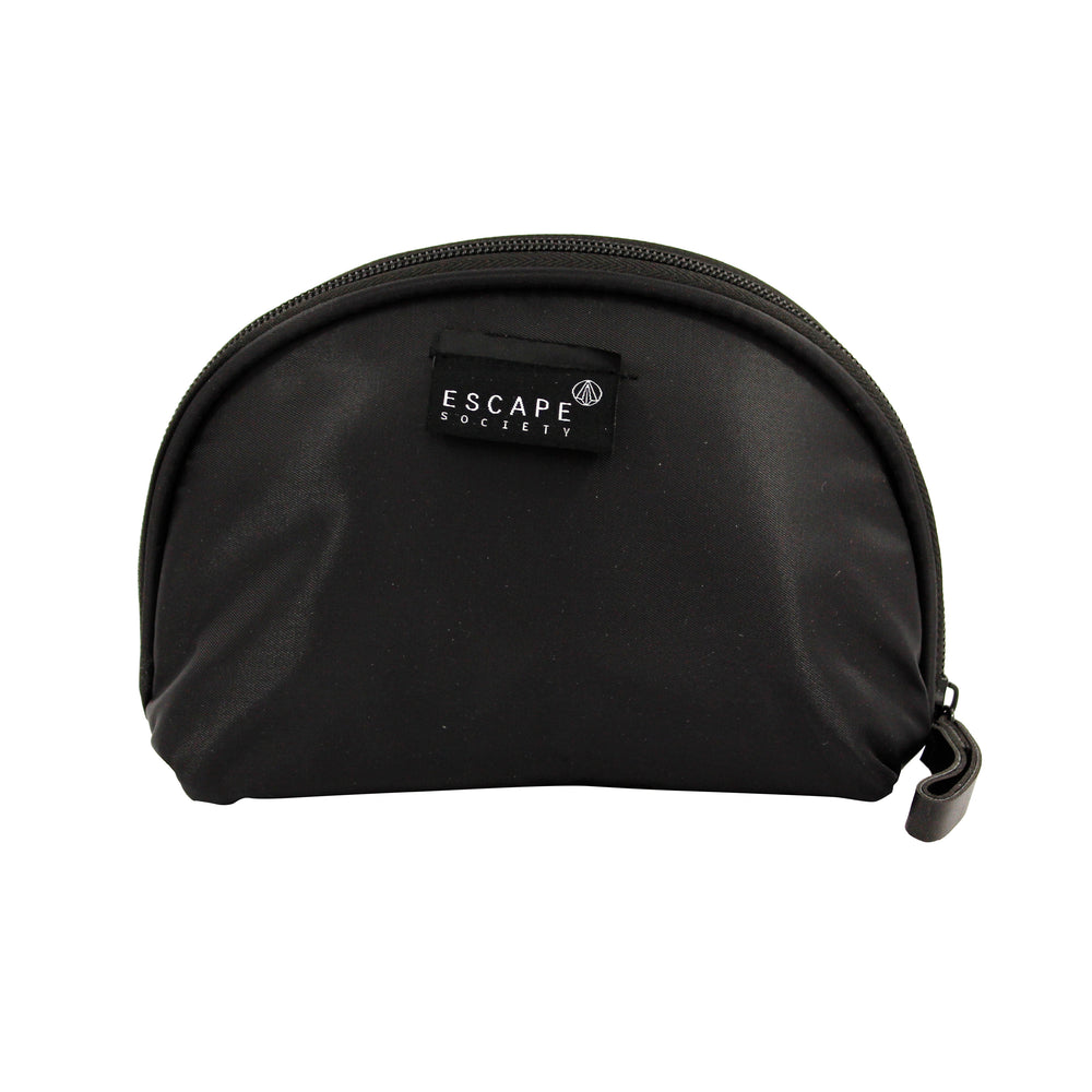 Black Cosmetic Case - Escape Society
