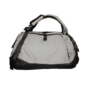 Grey Multi Compartment Holdall Bag - Escape Society