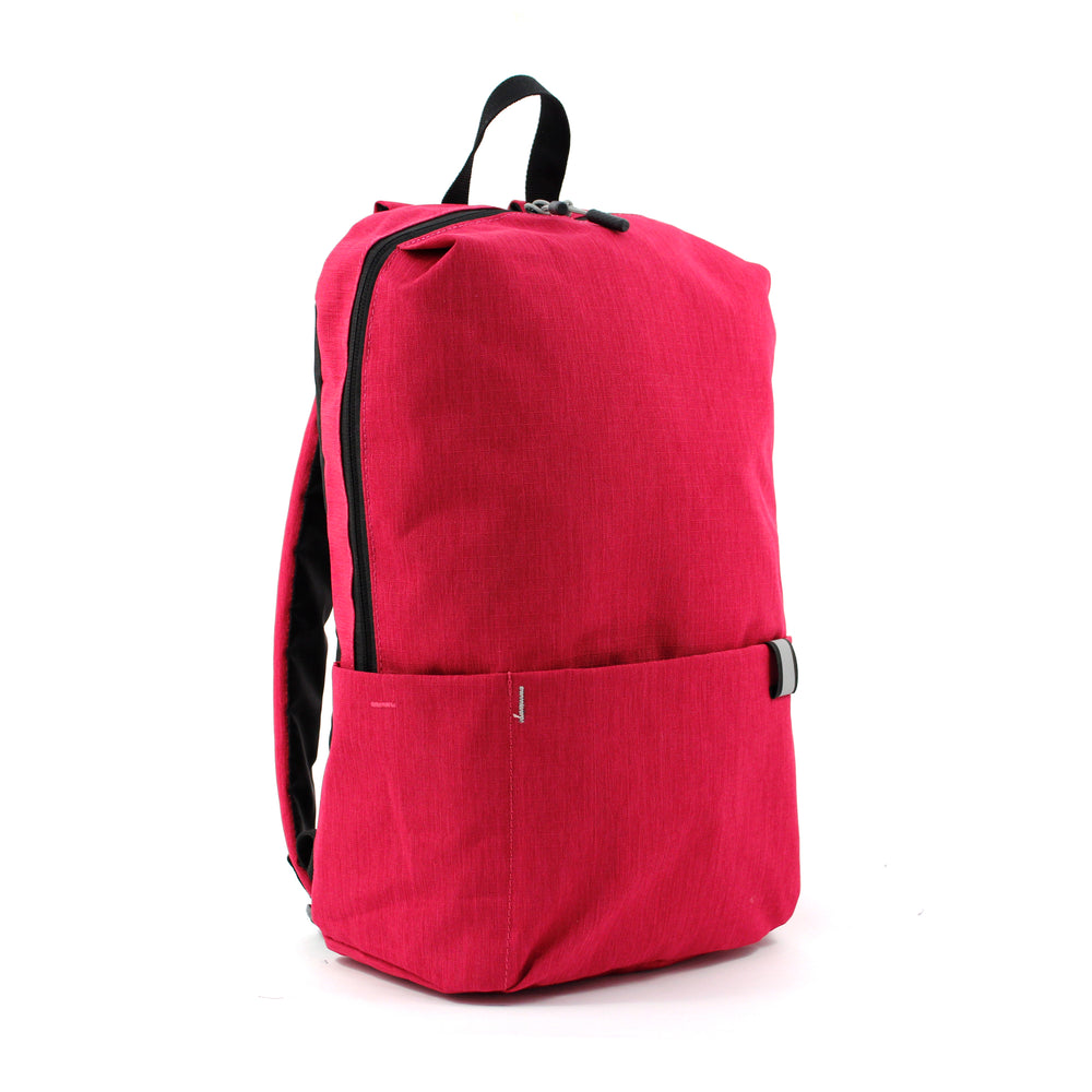 Pink Heritage Canvas Backpack