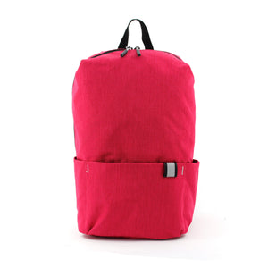 Pink Heritage Canvas Backpack - Escape Society