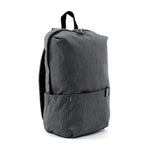 Grey Heritage Canvas Backpack