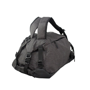 Charcoal Multi Compartment Holdall Bag - Escape Society