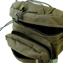 Load image into Gallery viewer, Khaki Utility Waist Bag - Escape Society