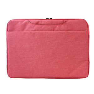Dusty Pink 15 Inch Multi Compartment Laptop Folio - Escape Society