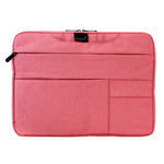 Dusty Pink 15 Inch Multi Compartment Laptop Folio