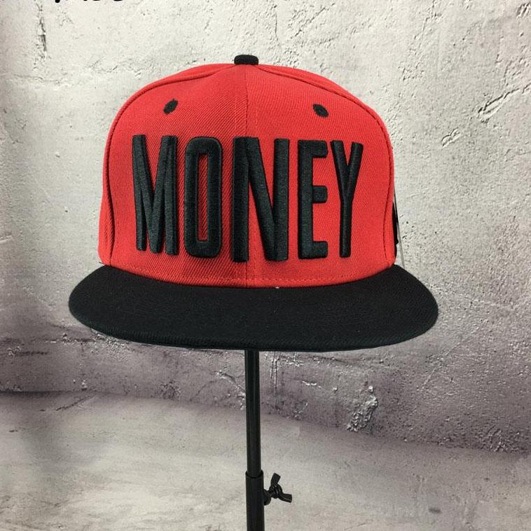 c51dcb53aea Swag MONEY Letters 3D Embroidery Hip Hop Cap – Sparklez Accessories