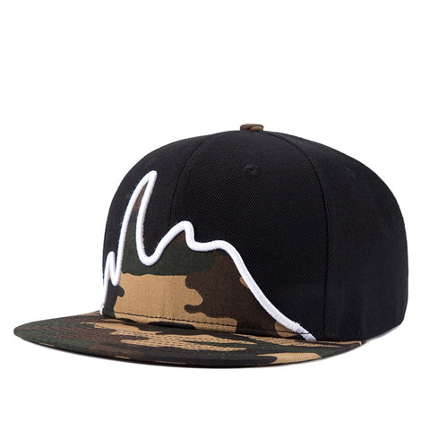 2019 Spring New Embroidered hat Adjustable Snapback Baseball  Hats For youth Men Women Fashion animal Cap Hip Hop Sun Bone caps