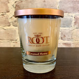 Root Candles Creamed Honey