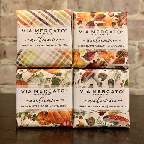 Autunno Soaps