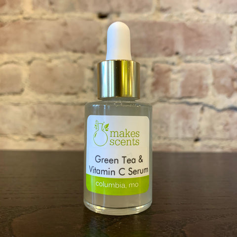 Green Tea & Vitamin C Serum