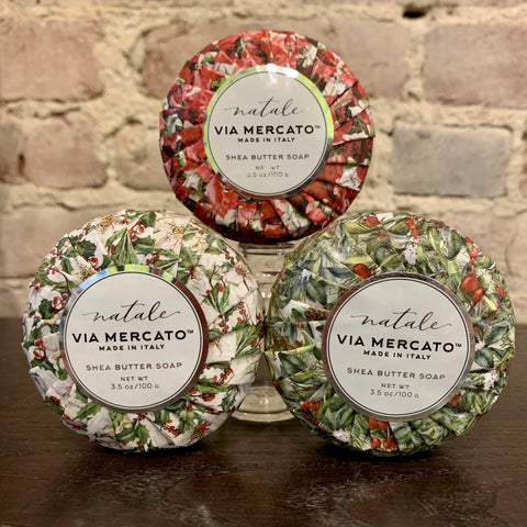 Natale Shea Butter Enriched Soaps