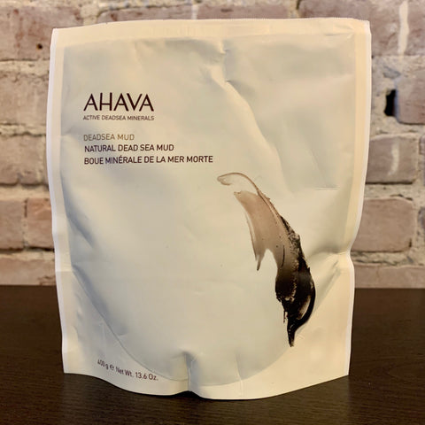 Ahava Natural Dead Sea Body Mud