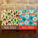Woodland Matchbook Nail Files