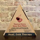 Thermal Cherry Stone Neck Pillow