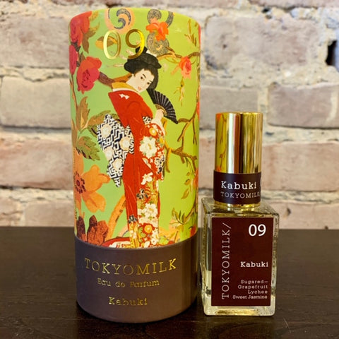 Kabuki Eau de Parfum | Classic Collection