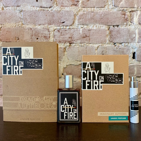 Imaginary Authors A City on Fire Eau de Parfum
