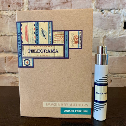 Imaginary Authors Telegrama Eau de Parfum