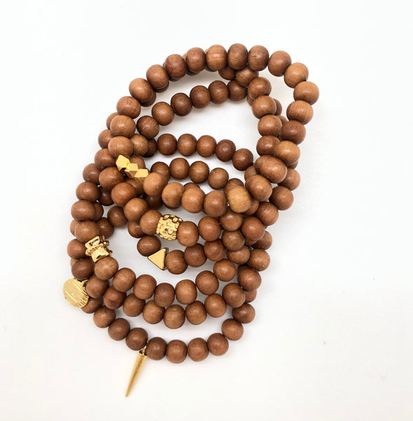 Sandalwood Bracelet 8mm