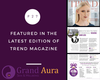 News - Grand Aura Featured in Latest Edition of Trend Magazine