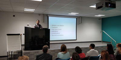 News - Lecture by Dr Rajpara at University of Manchester