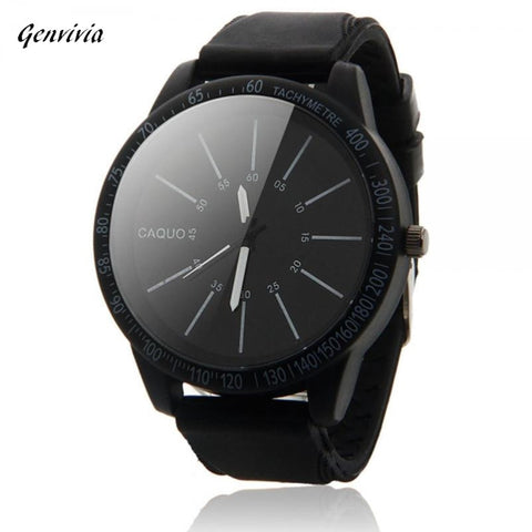 Men's Sports Fashion Luxury Stainless Steel Analog Quartz Wrist Watch - LUNAP Co