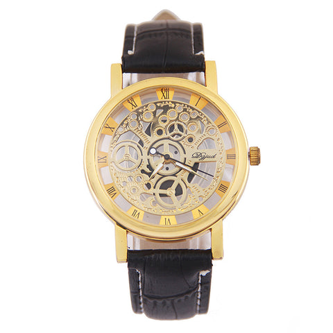 Men Mechanical Gear Watch - LUNAP Co